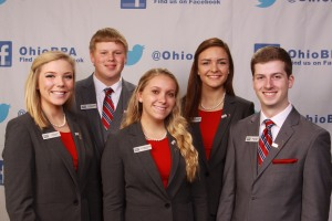 2014-2015 State Officer Team