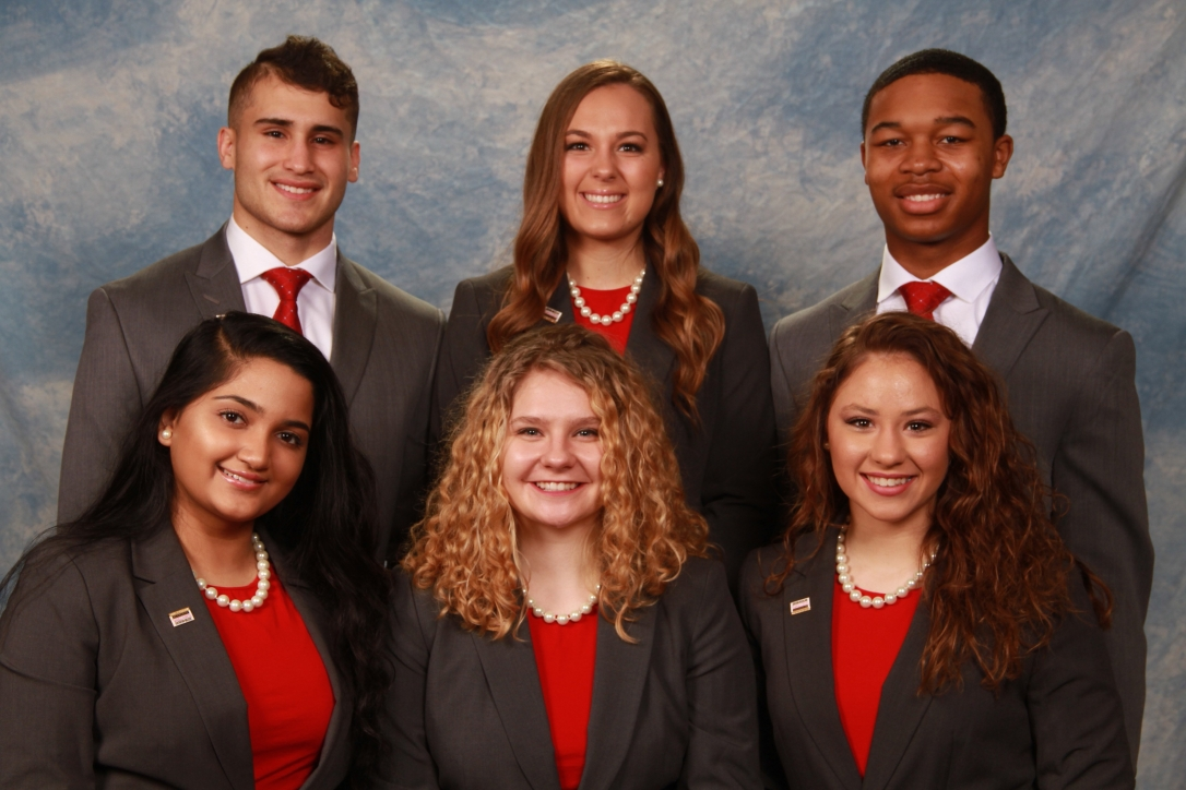 2017-2018 State Officer Team